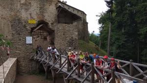 Zborovský hrad výlet - 3