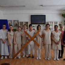 Špeciálna škola - vystúpenie Krížová cesta - 5