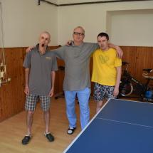 Stolnotenisový turnaj - 4